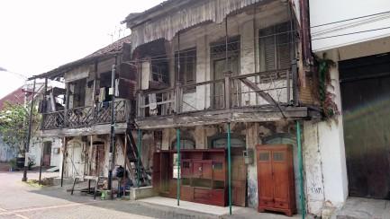 Altstadt von Semarang / Java