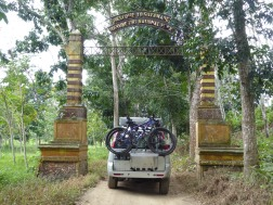 Offroad to Sukamade